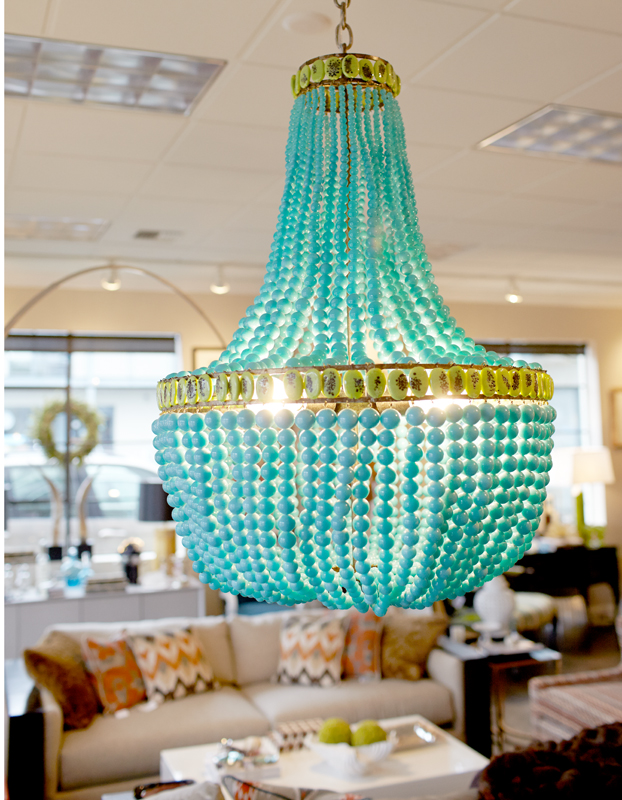 GR Lifestyles Lana Chandelier by Currey and Co