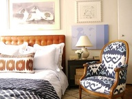 GR Lifestyles Orange and Blue Bedroom
