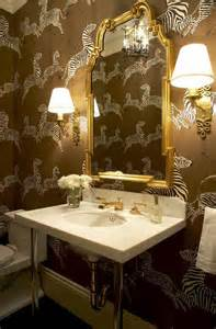 GR Lifestyles zebra bathroom